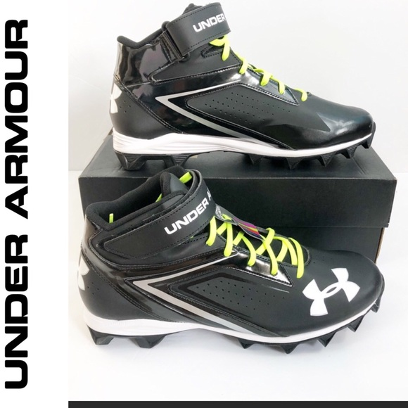 109faf4a6d4c Under Armour Crushe RM Football Cleats 12.5. M_5bba5219f41452234ac242a8